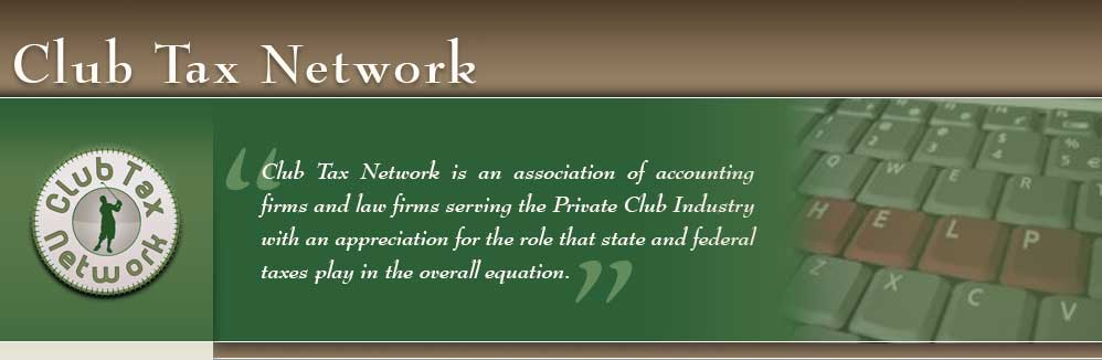 MEMBER FIRM DIRECTORY - Club Tax Network